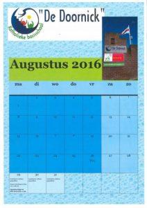 jaarkalender 2016-2017