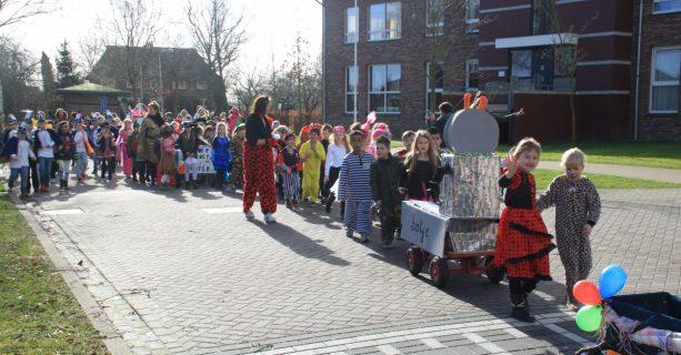 Carnaval op het Feestkastilleke