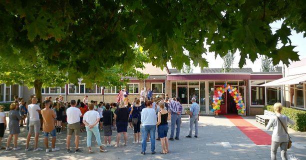 Opening van IKC De Doornick