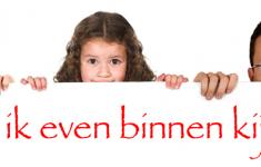 Rondleiding door kinderen voor ouders