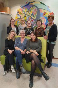 IKC-Raad groepsfoto